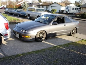 Acura integra 1994-1997
