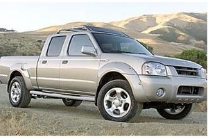 Nissan Frontier 2002 Repair Manual