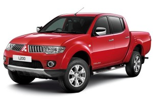 Mitsubishi L200 2012 Repair Manual