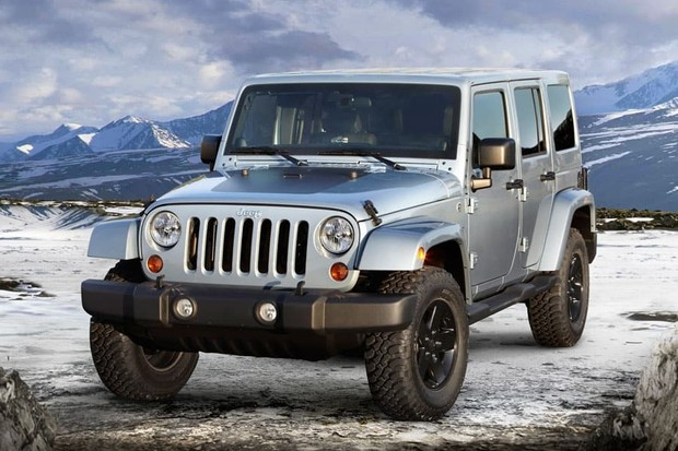 Jeep Wrangler 2012 Repair Manual