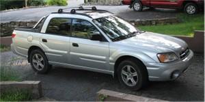 Subaru Baja 2005 Repair Manual