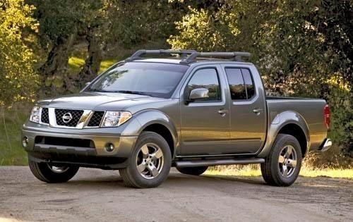 Nissan Frontier 2008 Repair Manual
