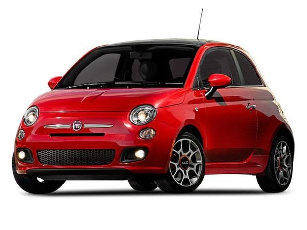 Fiat 500 2012 Service Repair Manual