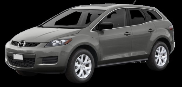 Mazda CX-7 2007 Repair Manual