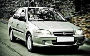 Suzuki Swift 2001 Sedan sf413 Service Repair Manual