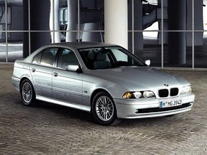 Bmw 2000-528i 540i Sedan-SportWagon Repair Manual