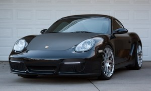 PORSCHE CAYMAN 2005-2006 Service Repair Manual