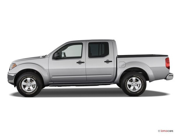 Nissan Frontier 2009 Repair Manual
