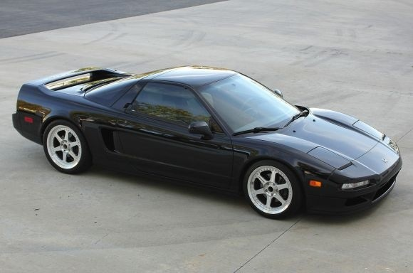 NSX 1991 Repair Manual