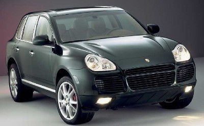 PORSCHE CAYENNE 2003-2004 Service Repair Manual