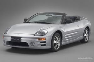 Mitsubishi Eclipse & Spyder 2000 2001 2002 Repair Manual