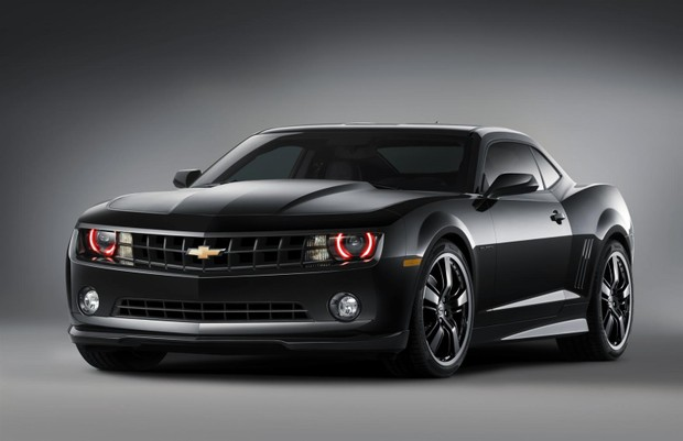 CHEVROLET CAMARO 2010 Service Repair Manual