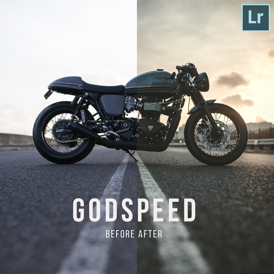 Godspeed Preset - NOW AVAILABLE FOR NON LR PREMIUM USERS!