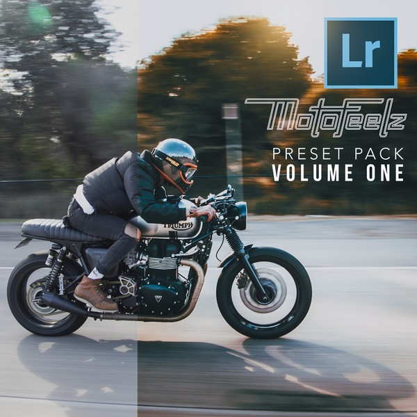 Moto Feelz PRESET PACK Vol 1 - NOW AVAILABLE FOR NON LR PREMIUM USERS!