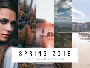 Lightroom Presets - SPRING 2018