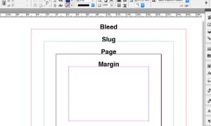 Set to Bleed, Slug, Page or Margin