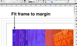 Set to Margin - InDesign Script