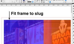 Set to Slug - InDesign Script