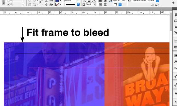 Set to Bleed - InDesign Script