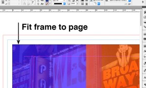 Set to Page - InDesign Script