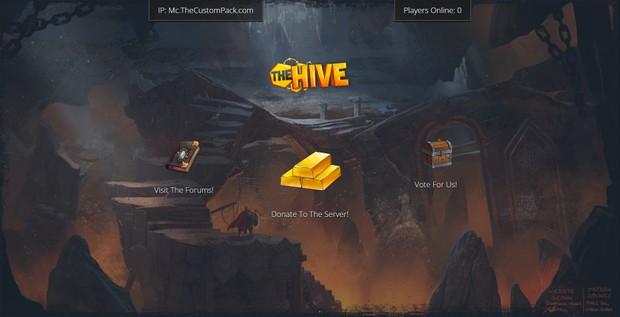 Minecraft Server Portal / Website