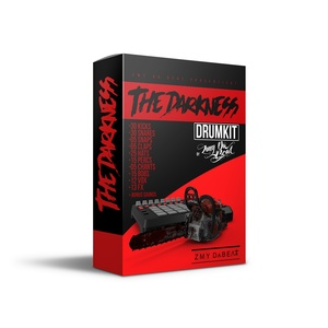 ZMY DaBeat - DRUMKIT - The Darkness ✖️ Over 150 Exclusive Sounds ✖️ 2017