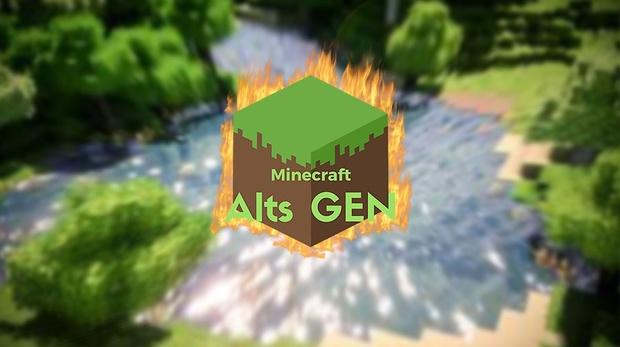 Minecraft alt generator