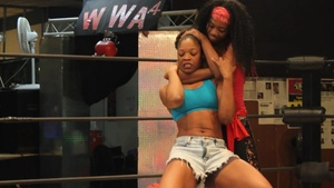 Women Fictitious Wrestling: Slow Motion Sleepers 2013-2018