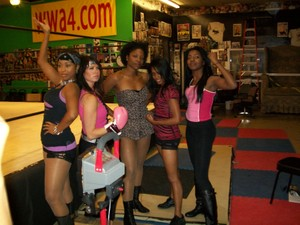 Women Fictitious Wrestling: 2010 Highlights
