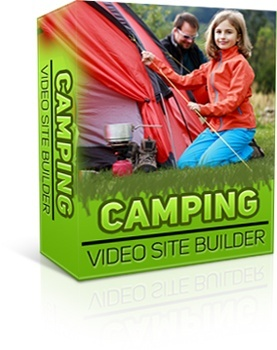Camping Video Site Builder (Including MRR)