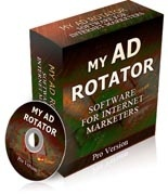 My Ad Rotator! Software with PLR