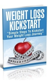 'Weight Loss Kickstart' Including Master Resell Right
