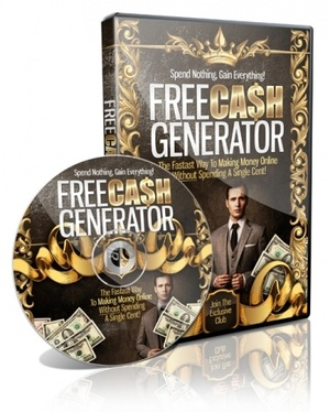 FREE CASH GENERATOR (Including Master Resell Right)