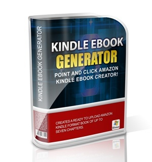 Kindle eBook Generator (Software) Including Master Resell Right