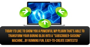 Wordpress Viral Plugin Including PLR