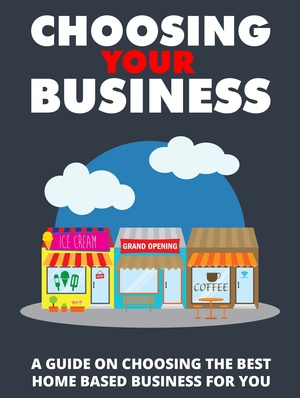 Choosing Your Business (Including MRR)