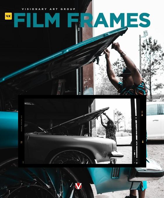 Visionary Art Group FILM FRAMES