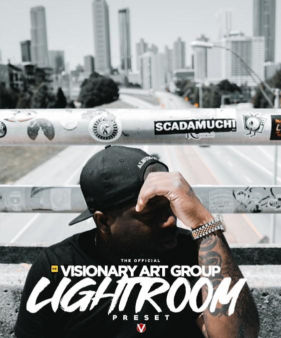 Visionary Art Group LIGHTROOM Preset