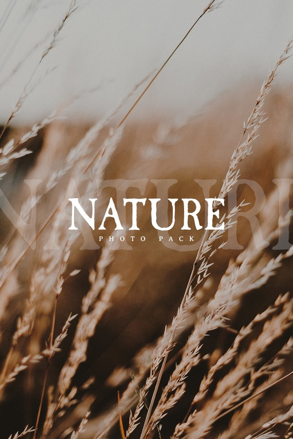 Nature Photo Pack No.1