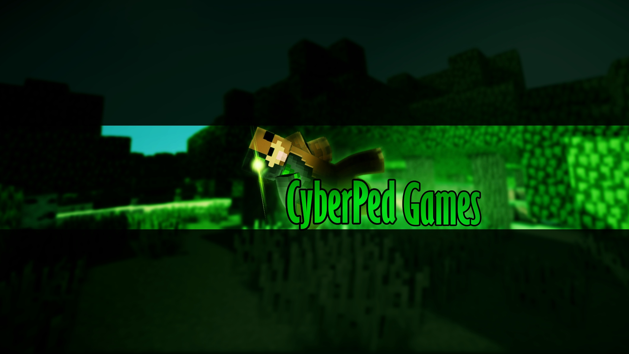 Youtube Channel Art (Minecraft)