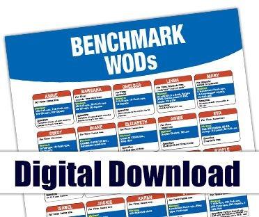Digital - Benchmark WOD's