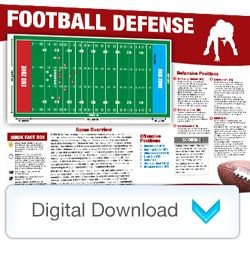Digital - Sports Mini Poster Football Defense