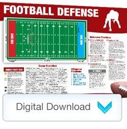 Digital - Sports Mini Poster Football Defense