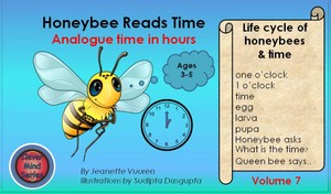 ANALOGUE TIME: HONEYBEE READS TIME VOLUME 7 JEANETTE VUUREN