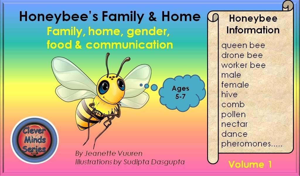 Ebook Honeybee S Family Home Volume 1 Family Home Gender Food Communication