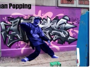 Bounce Rock Skate Roll Dance