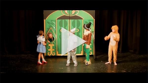 Film: Evening Performance (Wizard of Oz   Saturday 20th July 2019)