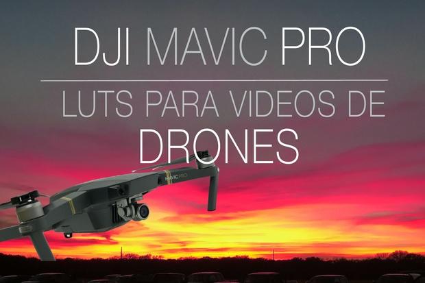 SET LUTS para DRONES