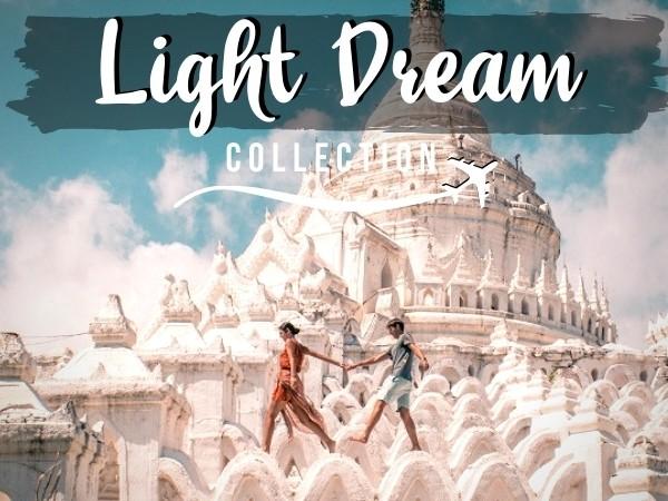 Light Dream - 14 PHONE Lightroom presets