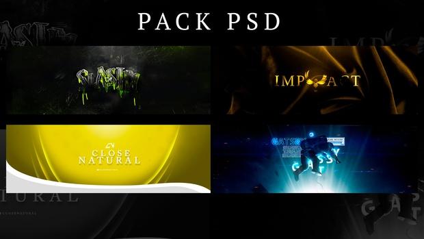 PACK PSD